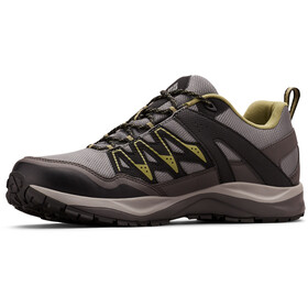 Columbia Wayfinder Outdry Shoes Men ti grey steel/cool moss